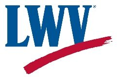 Logo for League of Women Voters - Grand Traverse Area